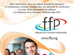 afcom Performance adhérent de la FFP